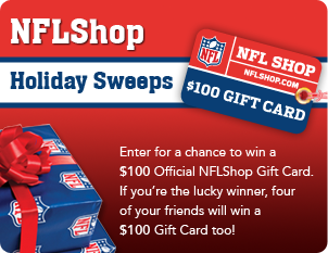 NFL SHOP HOLIDAY CREATIVE