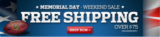 NFL MEMORIAL DAY SALE